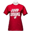 JanSport Women's Jump Around T-Shirt 3X (Red)