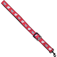 Master Strap Wisconsin Saxophone Strap (Red)
