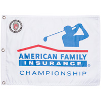 AmFam Golf Pin Flag *