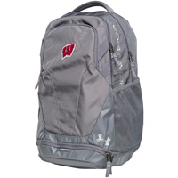 Under Armour Wisconsin Motion W Backpack (Gray)