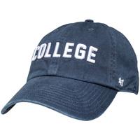 '47 Brand College Adjustable Hat (Navy)