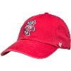 '47 Brand Bucky Badger Adjustable Hat (Red) thumbnail