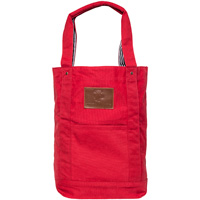 Carolina Sewn Products Corp. Wisconsin Canvas Tote (Red)