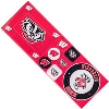 MCM Wisconsin Fan Magnet Pack (Red/White/Black)