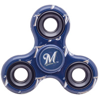 Forever Collectibles Brewers Diztracto Spinner (Blue)