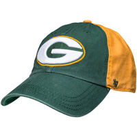 '47 Brand Green Bay Packers Hat (Gold/Green)