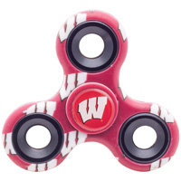 Forever Collectibles Motion W Diztracto Spinnerz (Red)