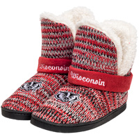 Forever Collectibles Women's Knit Boots (Multi) *