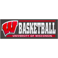 CDI Corp UW Sport Decal (Basketball)
