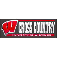 CDI Corp UW Sport Decal (Cross Country)