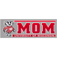 CDI Corp UW Mom Decal