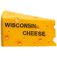Gift Pro Inc. Cheese Magnet
