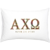 Alexandra and Company Alpha Chi Omega Pillow Case