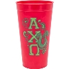 Alexandra and Company Alpha Chi Omega Tumbler (Red)