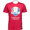 '47 Brand Ryder Cup Wisconsin T-Shirt (Red)