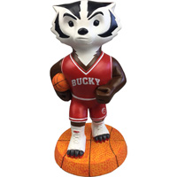 Bucky on Parade Baller Bucky Figurine