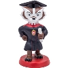 Bucky on Parade Graduation Bucky Figurine