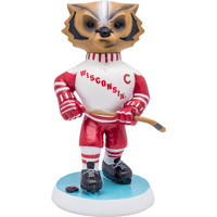 Bucky on Parade Pucky Bucky Figurine