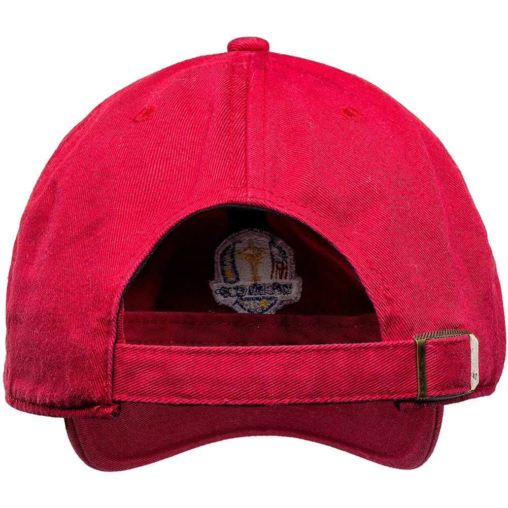 c72d92389d6 ... order 47 brand ryder cup wisconsin hat red thumbnail. 43f8e 1bb33