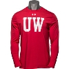 Under Armour UW Long Sleeve T-Shirt (Red)