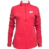 Under Armour Women's ¼ Zip (Red)