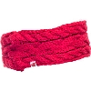 New Era Wisconsin Cable-Knit Earband (Red)