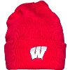 Logofit Fleece Lined Knit Cuff Hat (Red)