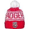 '47 Brand Women's Badgers Dot Hat (Red/White)