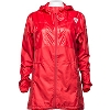 Columbia Women's Wisconsin Windbreaker (Red) *