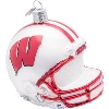 Old World Christmas Wisconsin Helmet Ornament