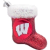 Old World Christmas Wisconsin Stocking Ornament