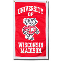 Collegiate Pacific Wisconsin Badgers Banner