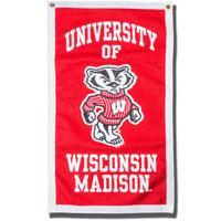 Collegiate Pacific Wisconsin Badgers Banner