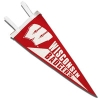 Collegiate Pacific Wisconsin Badgers Pennant (Red)
