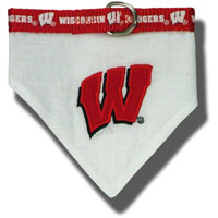 Pets First Pet Bandana Wisconsin (Medium)