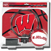 Rawlings Softee Wisconsin Hoop Set