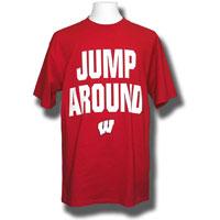 "JanSport Youth ""Jump Around"" T-Shirt (Red)*"