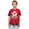 "Top Promotions Youth ""Grateful Red"" T-Shirt (Red/Black)"