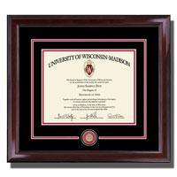 Church Hill Classics Numen Lumen Spirit Diploma Frame