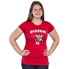 Top Promotions Women's Arch WI T-Shirt (Red)