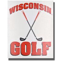 Potter Decals Die-Cut Golf Decal *