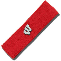 For Bare Feet Motion W Headband (Red)