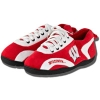 Comfy Feet Wisconsin Badgers All Around Shoe Slippers (Red)