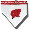 Pets First Wisconsin Adjustable Collar Bandana Pet Wear