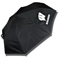 Storm Duds Wisconsin Super Mini Umbrella (Black)