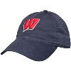 Legacy Adjustable Wisconsin Motion W Hat (Navy) thumbnail