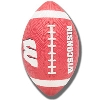 Rawlings Youth-Size Wisconsin Football