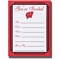 Westrick Paper Co. Wisconsin Formal Invitations