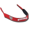 Croakies Neoprene Wisconsin Eye Wear Retainers (Red)