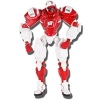 "Foamfanatics LLC. 10"" Fox Sport Robot Action Figure (Badger)"